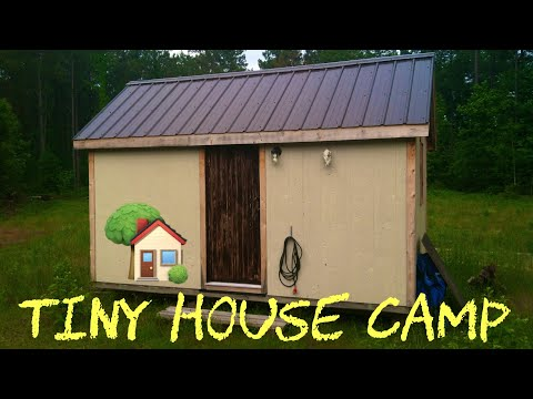 How To Build A Tiny House Cabin