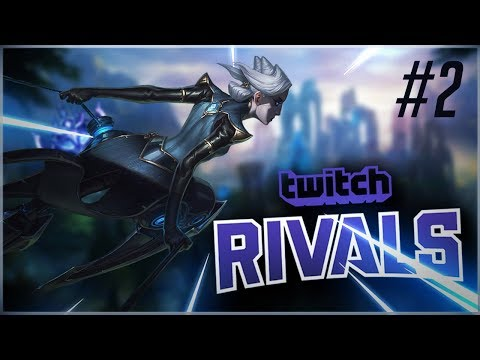 Twitch Rivals | Time to bring out my Camille