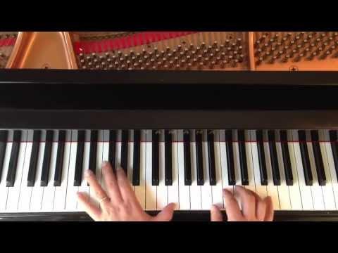True Colors - Cyndi Lauper - Piano Cover