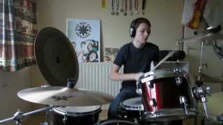 RHCP - Charlie - Drum Cover [HD] TheTwicey Chad Smith Style Thumbnail