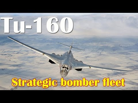 Russia to renew Tu-160 strategic bomber fleet by 2030
