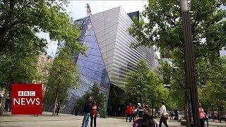 September 11 Memorial Museum opens in New York City - BBC News