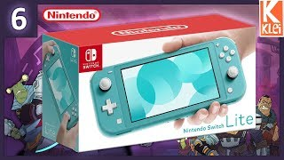 Alex gets triggered about the release of the Nintendo Switch Lite and we discuss it.