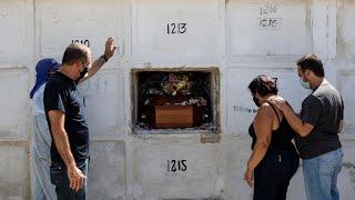 América Latina en alerta por nueva oleada de la pandemia de Covid-19
