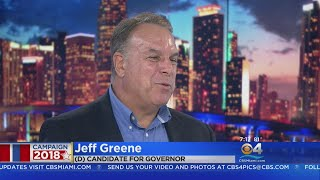 Meet Candidate For Florida Governor Jeff Greene