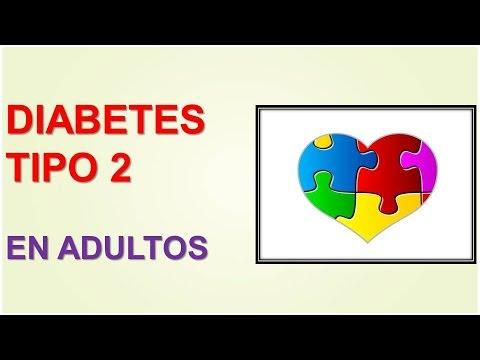 DIABETES TIPO 2 EN ADULTOS - DIABETES MELLITUS!!! - YouTube