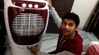 (FULL DETAILS) Best Bajaj DC 2015 room air Cooler (demo) in 2018 in india