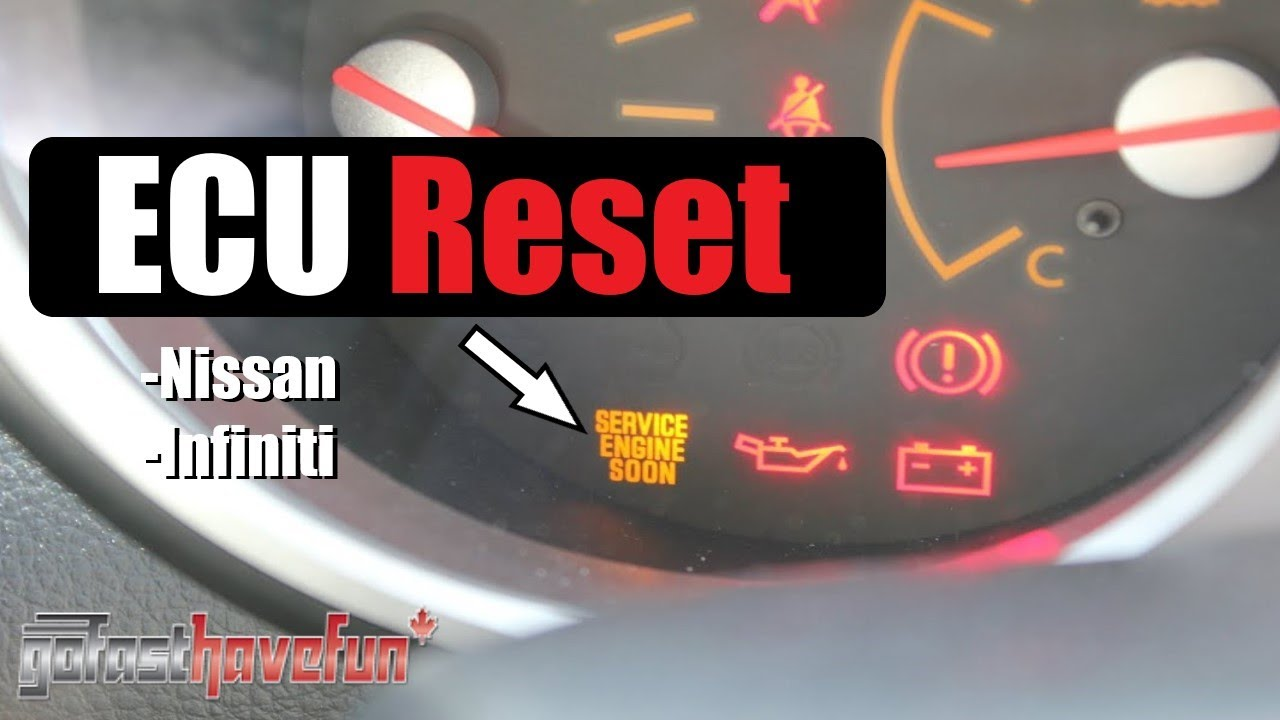 How To Drive Your Car To Reset Engine Light