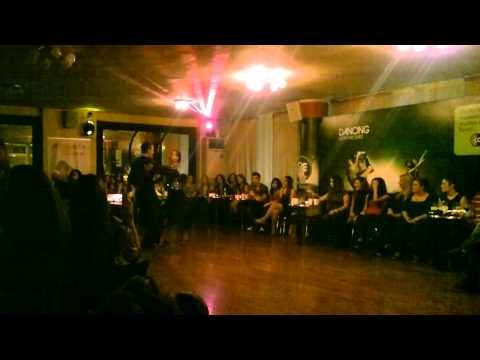 Zhivo & Milena- Samba 22/12/2012