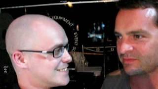 Ademloos ontdekt architect Lange Wapper: Adriaan Van den Hoof interviewt hem.