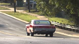 1965 Impala 396 SS Action
