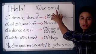 como iniciar uma conversa em espanhol