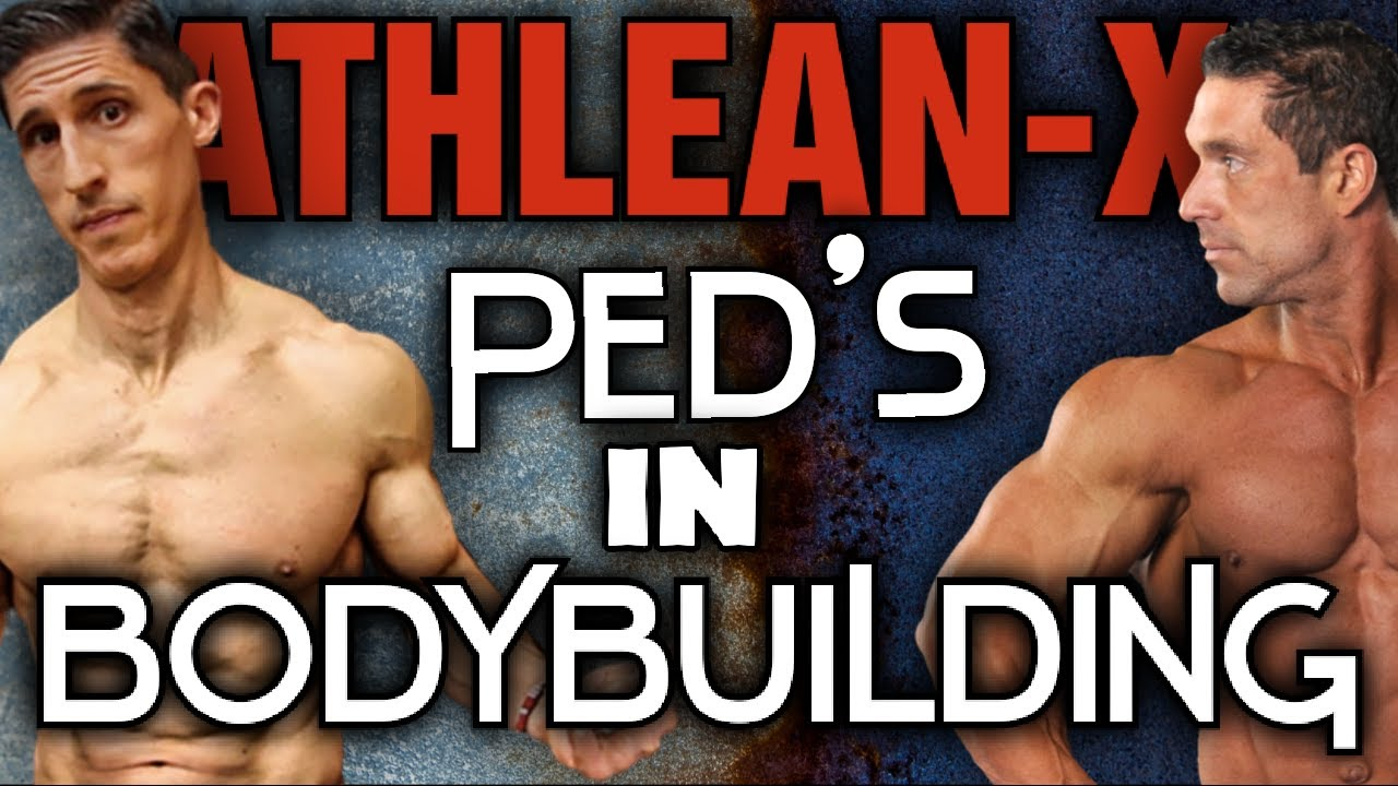 Jeff Cavaliere - ATHLEAN-X || PED's in Bodybuilding!!!