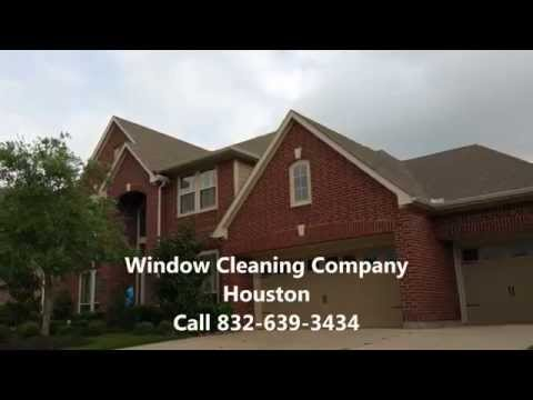 Window Cleaning Company Houston in Sugar Land, TX.