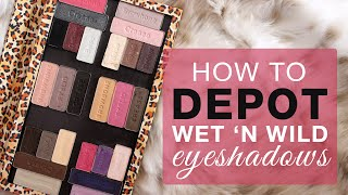 4 Ways to Depot Wet