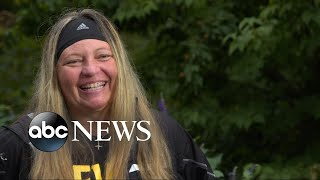 Paralyzed hiker treks 2,650 miles of Pacific Crest Trail