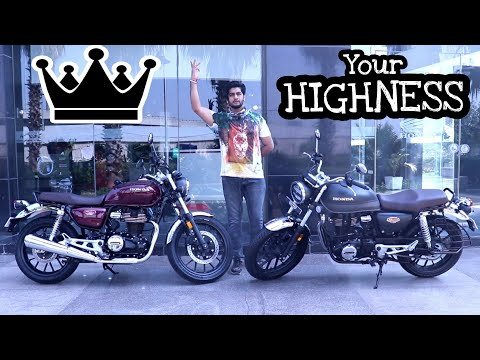 Don't Buy Honda H'ness CB350 before watching Bs6 2021 Highness CB 350 Honest Review | Engineer Singh