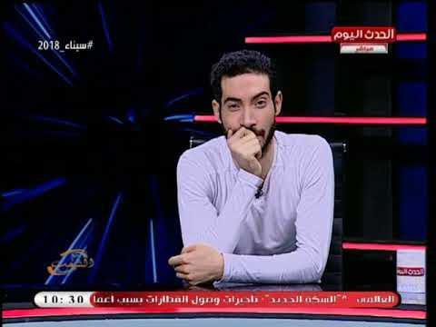 مع الشعب مع احمد المغربل| لقاء مع المدعي انه المهدي المنتظر وتصرفات مريبة عالهواء 8-5-2018