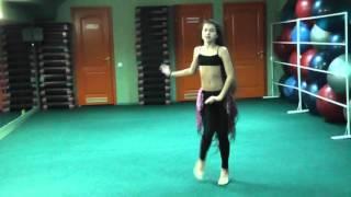 Уроки восточного танца: Урок №5