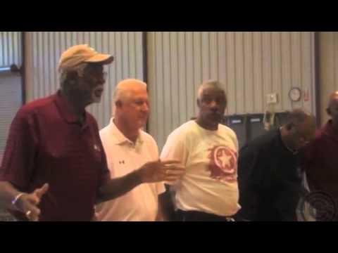 Bill Russell talks about Sam Jones