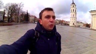 видео Вильнюс достопримечательности