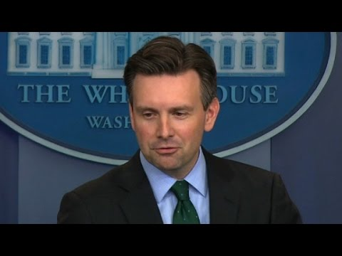 White House: Trump benefited from Russian hacks