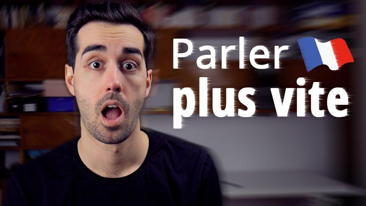 Download Comment parler français plus vite