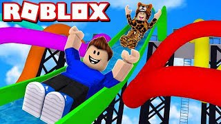 WATER PARK FUN DAY at ROBLOX