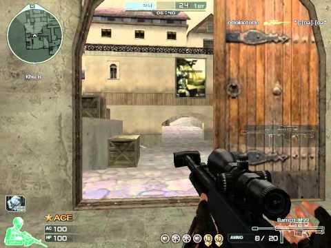 CF Gameplay 2 (Barrett M99)