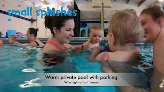 Small Splashes, parent baby & toddler swimming lessons.