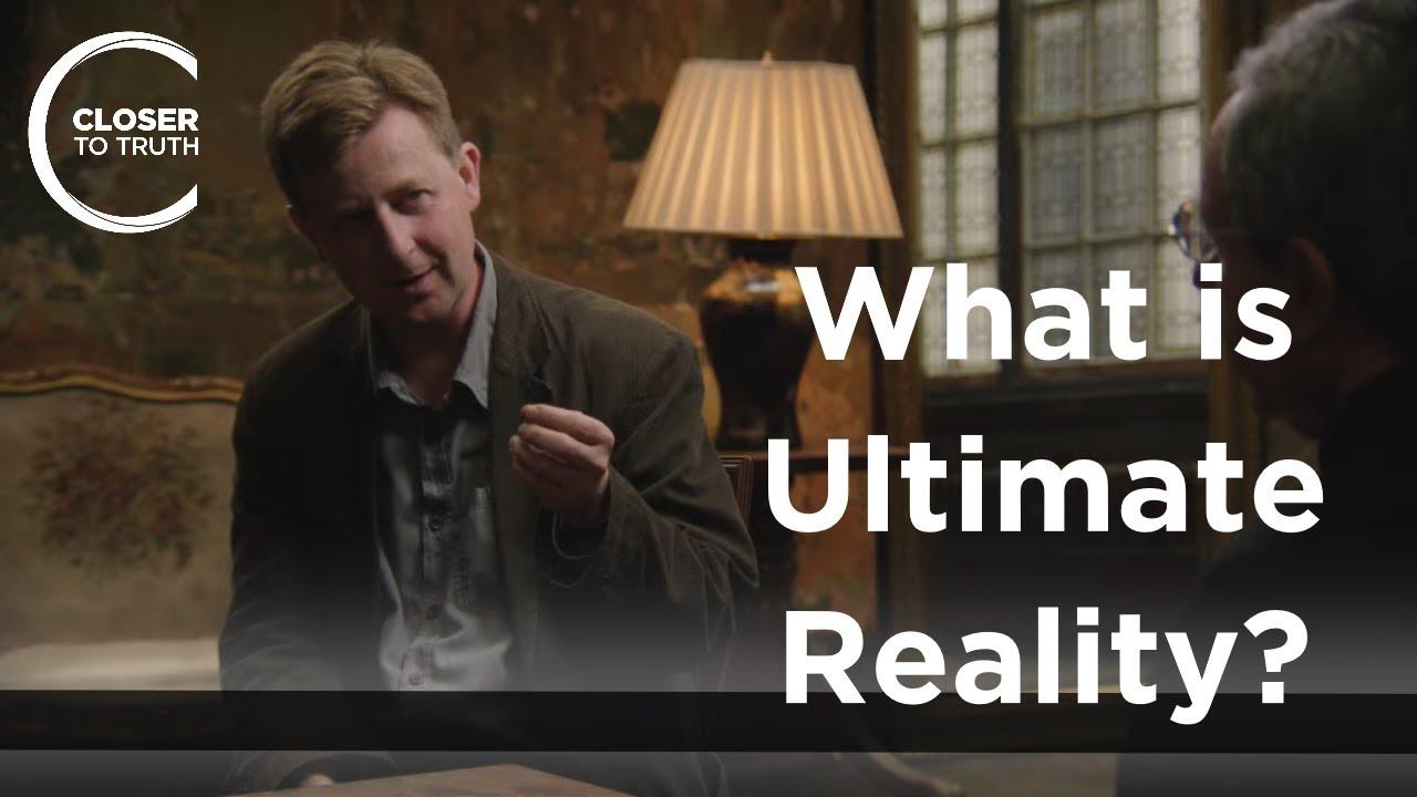 Julian Baggini - What is Ultimate Reality?