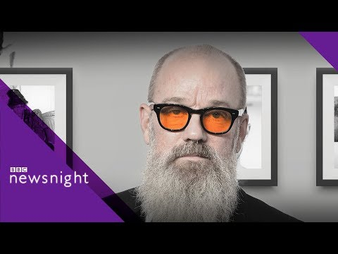 R.E.M.'s Michael Stipe on sex, social media and Donald Trump  BBC night