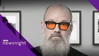 R.E.M.'s Michael Stipe on sex, social media and Donald Trump - BBC Newsnight