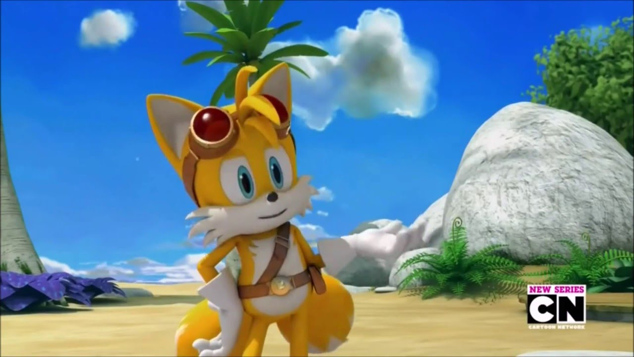 Tails From Sonic Boom