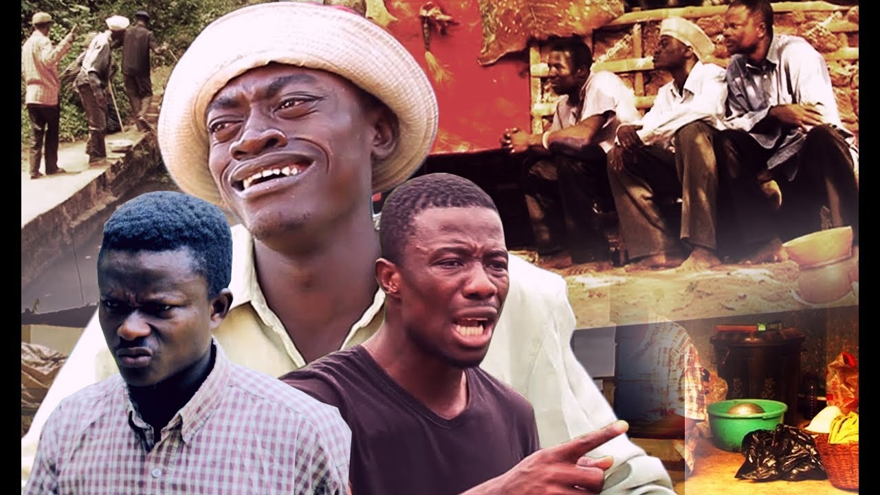 Download THE KING AND THE 3 IDIOTS GHANA TWI MOVIE
