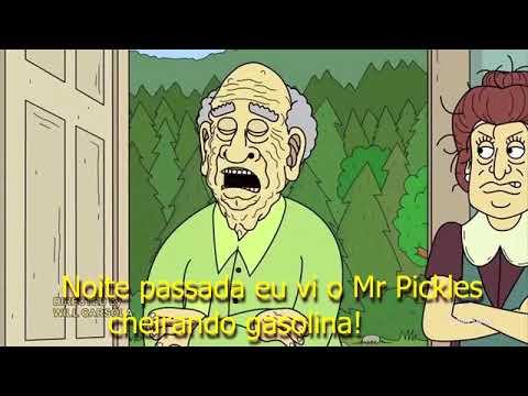 Porno de mr pickles