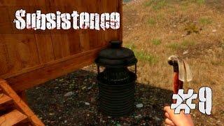 Subsistence 9 Прибор для добычи воды