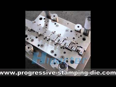 Progressive Press Tool