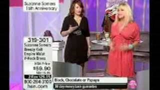 Gambar cover Suzanne Sommers Quickie Knickers Flash On HSN