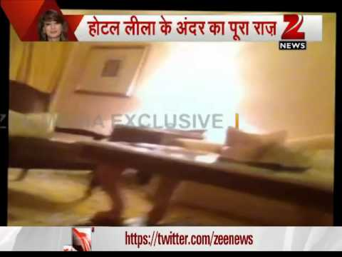 Sunanda Pushkar's death: Zee Media's exclusive CCTV footage from Leela Hotel