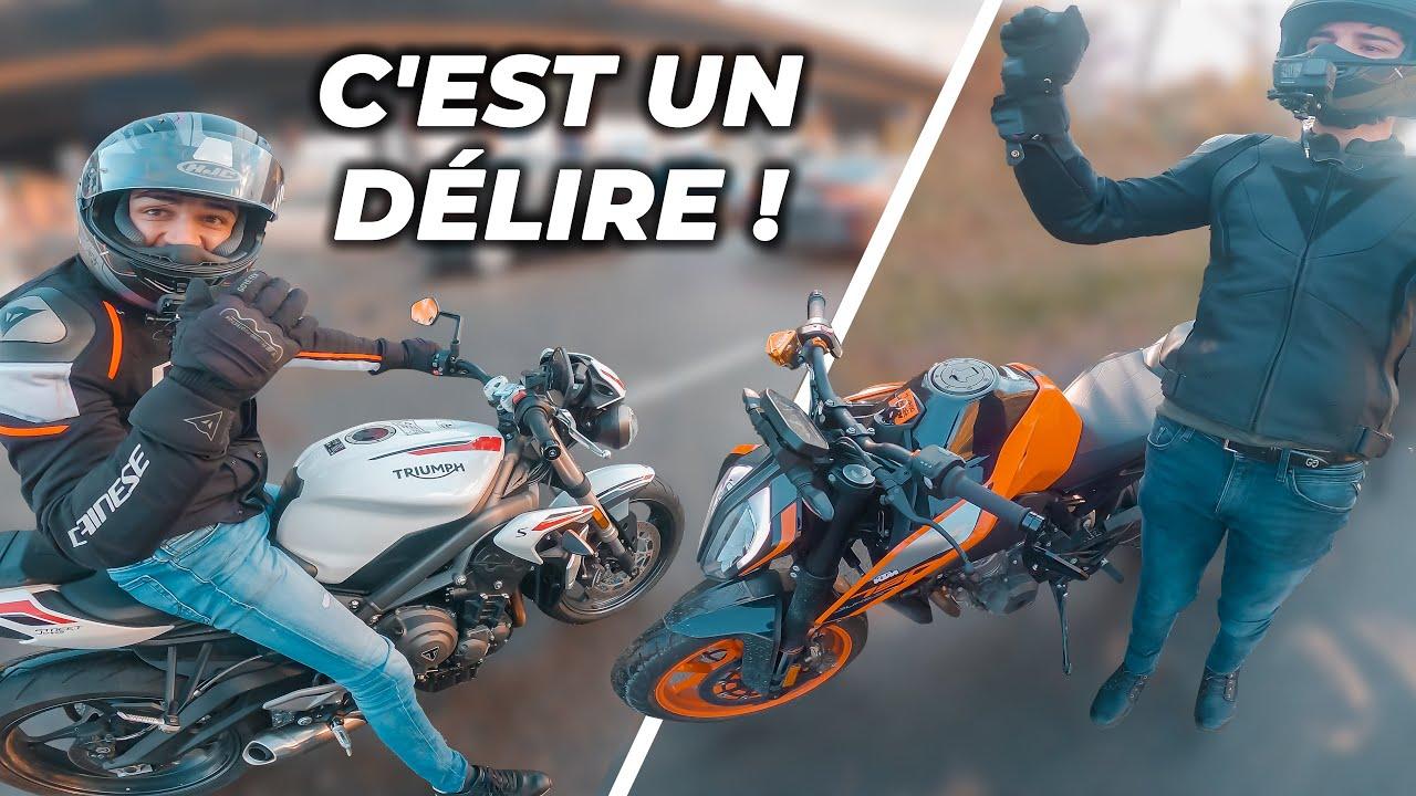 Quelle moto sera l'heureuse élue ? 🏍 #2