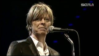 David Bowie – Rebel Rebel (Live Berlin 2002)