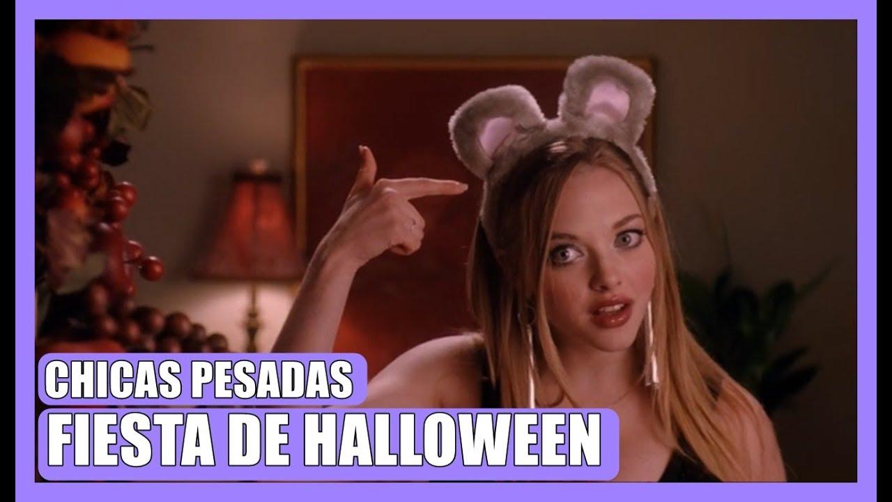 Fiesta De Halloween Chicas Pesadas