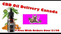CBD Oil Delivery Canada - CBD Gummies Delivery Canada
