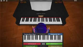Ariana Grande - thank u, next - Roblox Piano