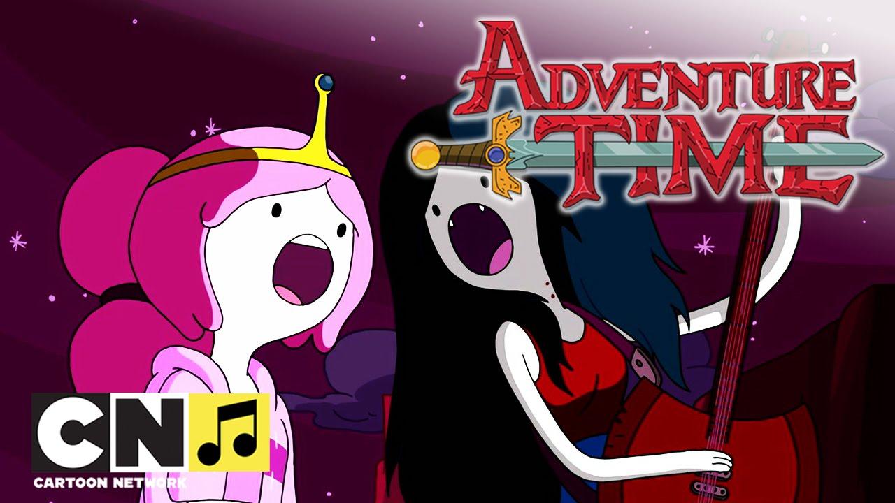 Adventure Time ♫ Die allerbesten Freunde auf der Welt