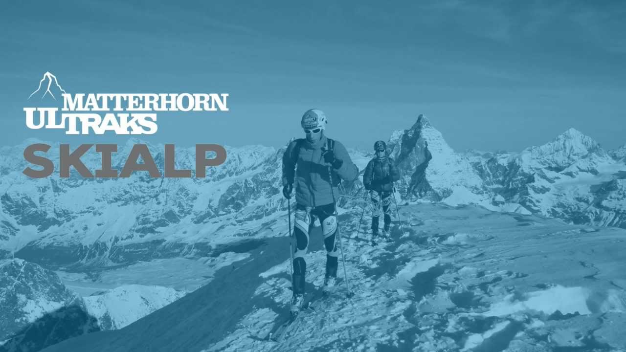 Matterhorn Ultraks - A flavour of the SkiTouring event...