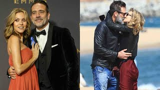 Jeffrey Dean Morgan Wife and Kids - (Negan - The Walking Dead )