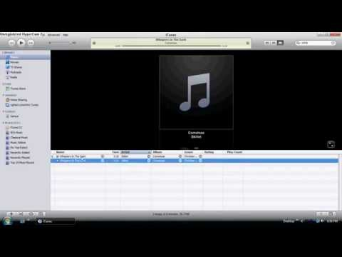 How To Get Itunes Music Into Your Windows Media Player