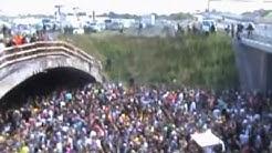Amateurvideo zeigt Massenpanik bei Loveparade